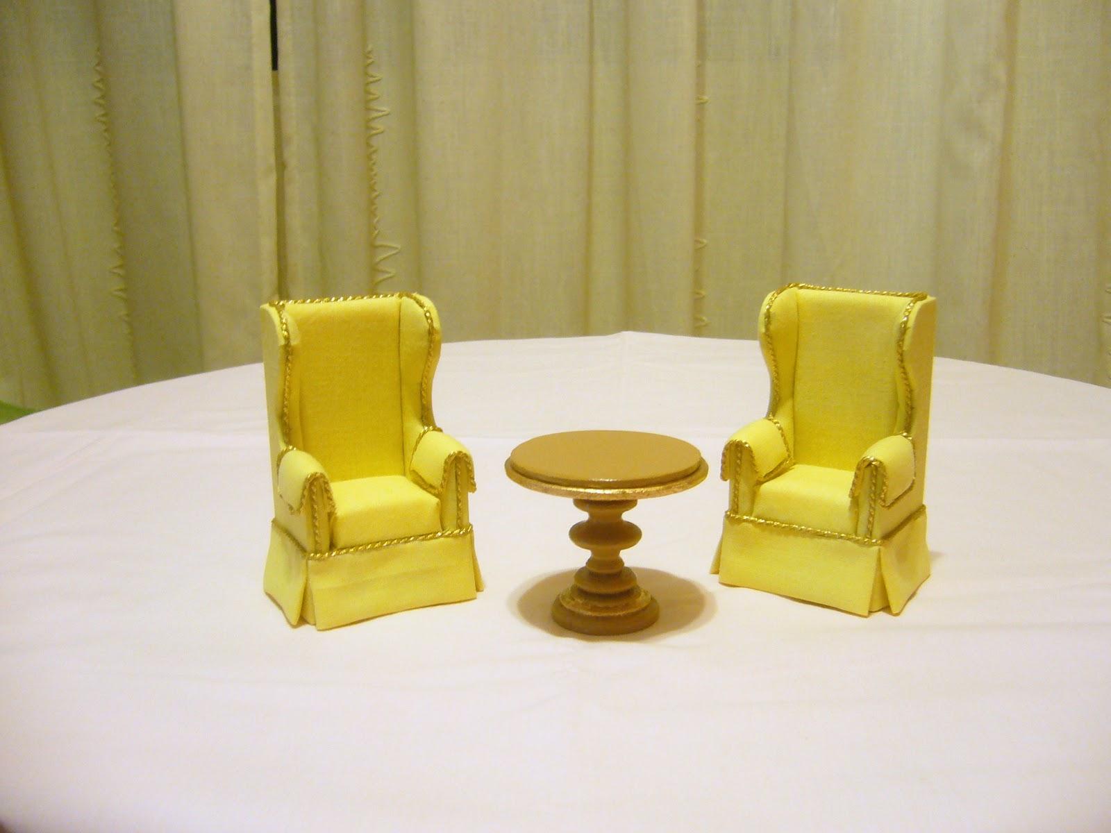 El rincon de los deseos muebles en miniatura for Muebles el abuelo