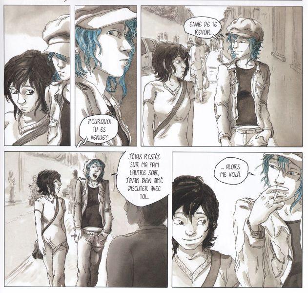 La historia de una lesbiana Proyecto Ana