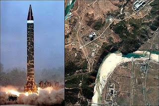 Israel Meradang Iran Rangkul Korut Kerja sama Bom Nuklir