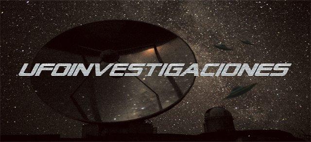 UFO INVESTIGACIONES