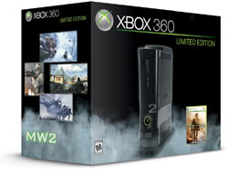 The Xbox 360 Modern Warfare 2