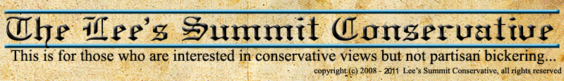The Lee's Summit Conservative