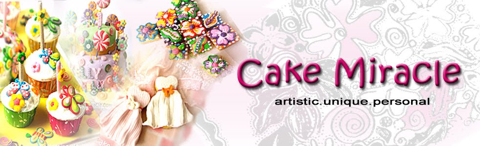 cake miracle by peni respati