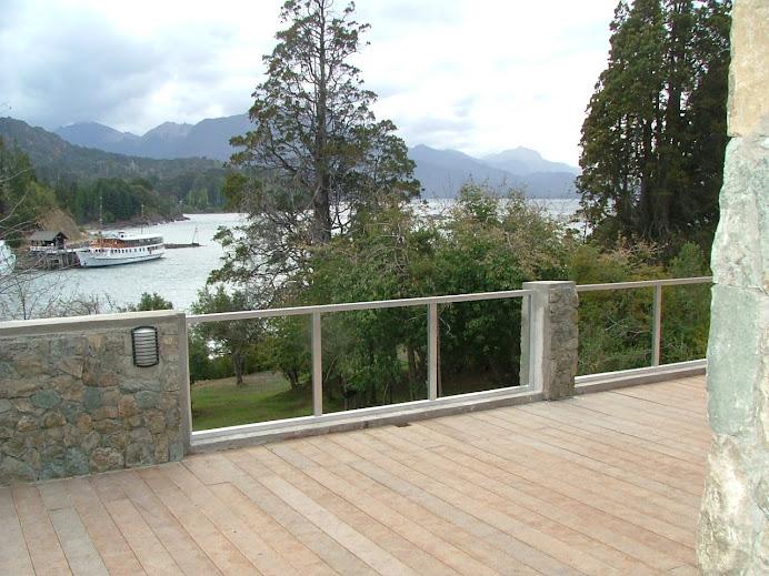 Deck Ciudad de Bariloche