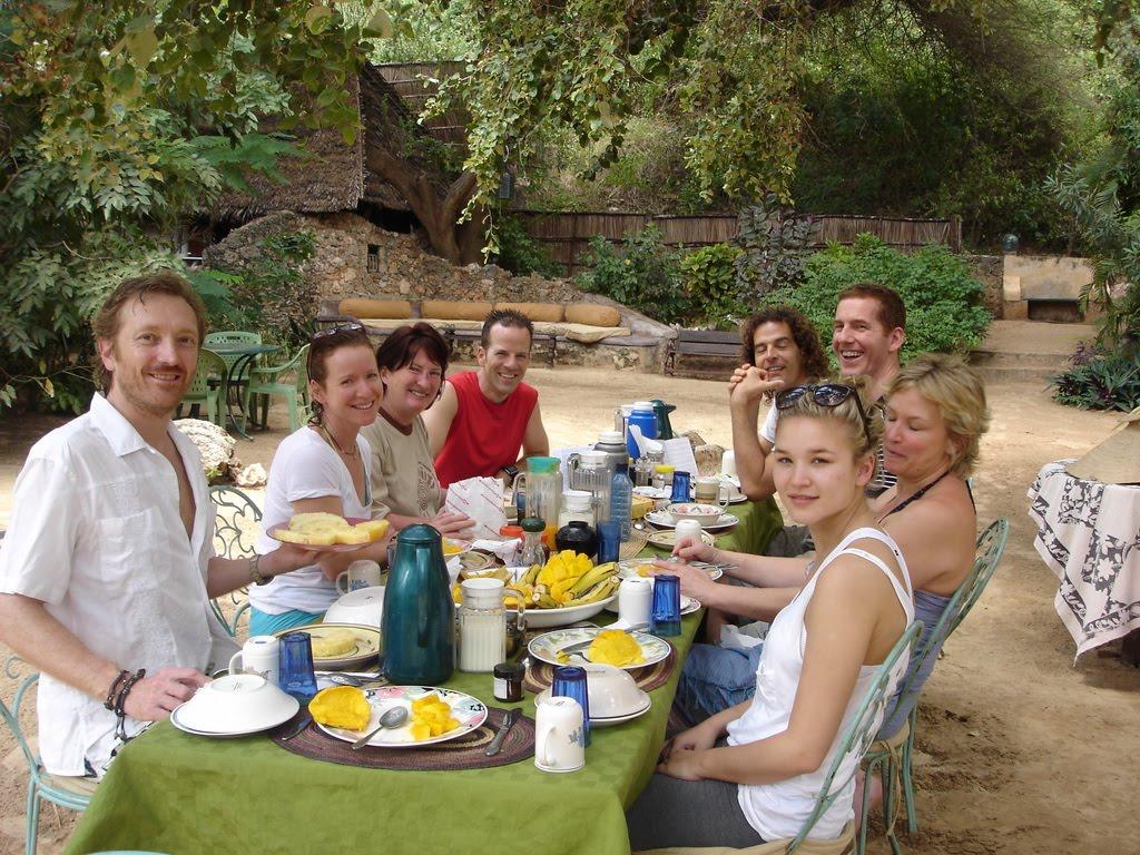 Viaje A Kenia Del Canadiense Errante