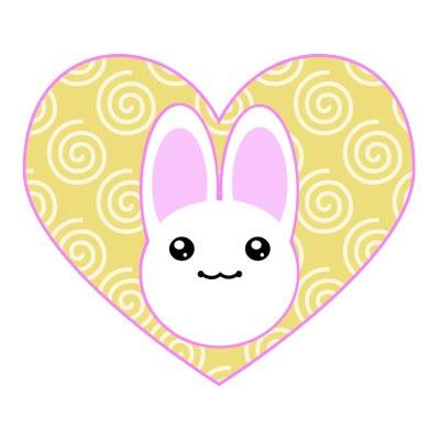 Swap Pâques est dans mon bento - Page 2 Kawaii_easter_bunny_cutout_shape_magnet_photosculpture-p153247045115316390u3d6_400