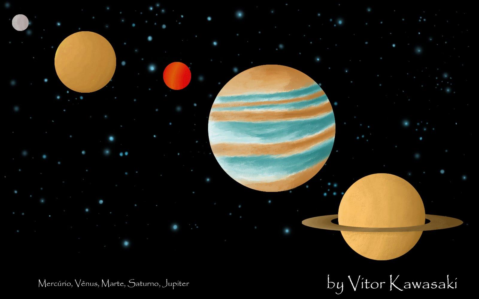 Planetas Do Sistema Solar Em Maquete Tattoo Designs Picture Pictures