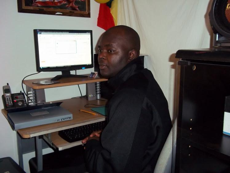Eddy-Vonga's Blog