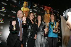 Premios Martin Fierro 2008