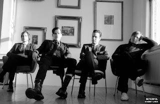 Joy Division / Interpol (Black & White)