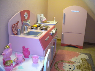 glittery daze and nights: Pink Playroom