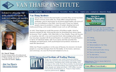 Van Tharp Institute