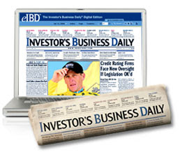 Investors Business Daily Online Print Newspaper