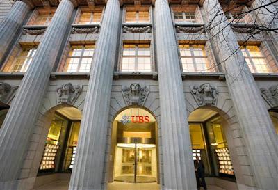 UBS Investment Bank Switzerland