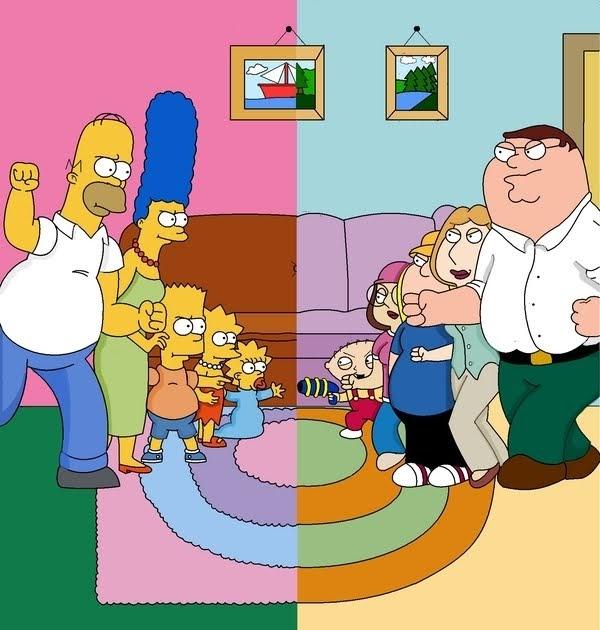 VahurJ blogi ja pask: Perepea vs Simpsonid