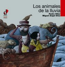 Los animales de la lluvia