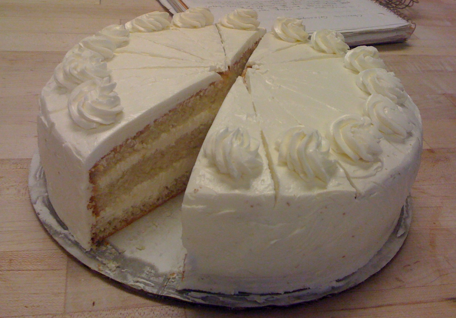 Pin Genoise Cake Filled With Raspberry And Lemon Curd Blogher Cake on ...