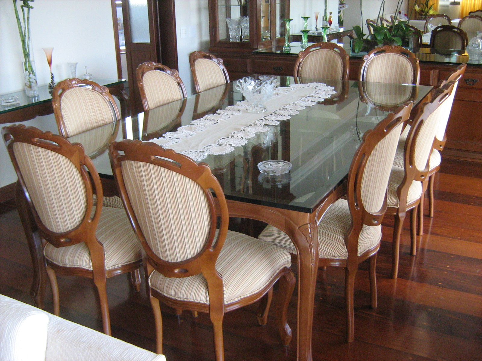 Banco Branco Sala De Jantar ~ Moveis para Sala de Jantar SP  design casa de luxo