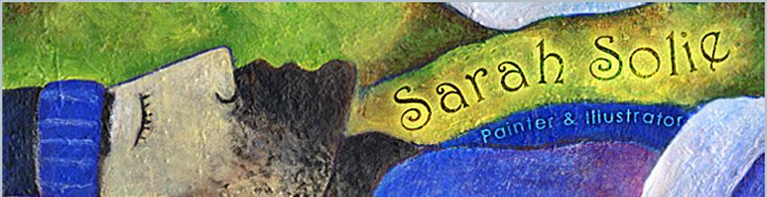Sarah  Solie