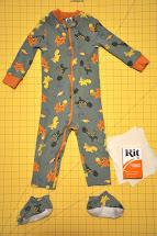 Feet Pajamas Sewing Patterns