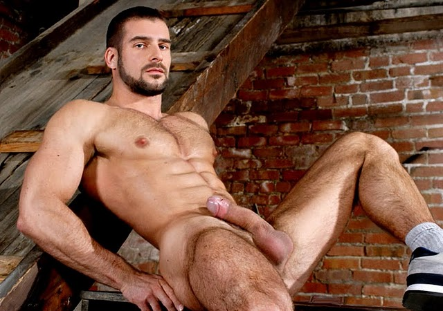 Naked miss moravia