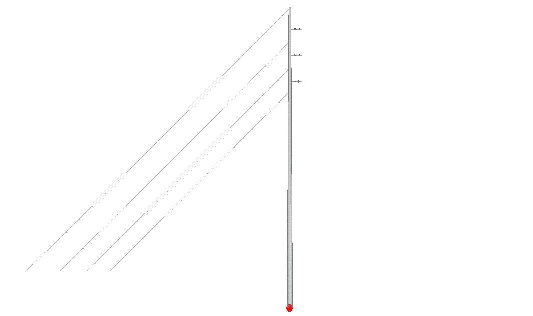 Pls Pole Bak Sample Vertical Dead End Structure