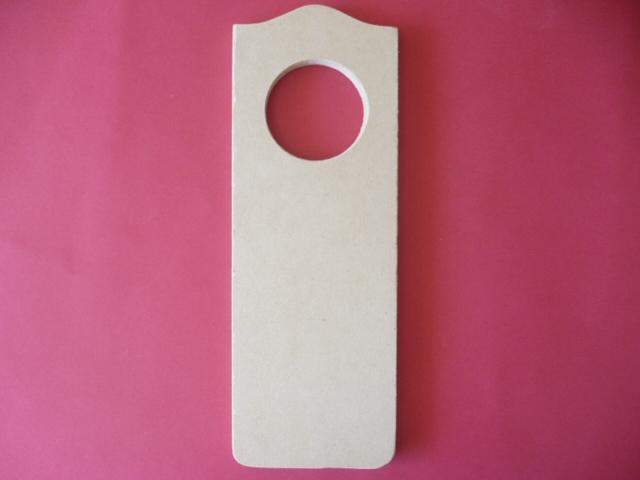 Invercolor srl piezas mdf - Colgador de puerta ...