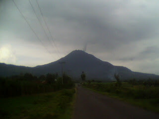 Sinabung Montain