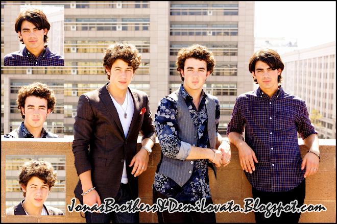 Jonas Brothers    Demi Lovato