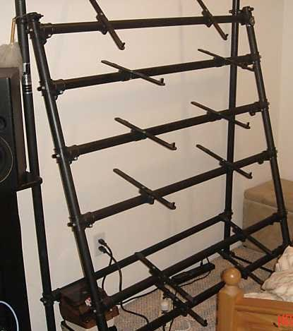 Waveformless 6 Tier Ultimate Support Keyboard Stand On Ebay