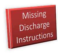missingdischargeinstructions