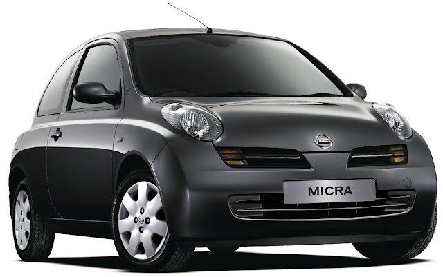 Nissan Micra Priced around 4-5 lakh in India in Apr 2010