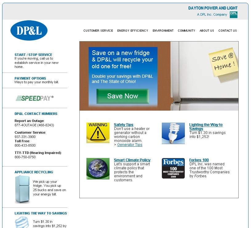 Attractive Using DPu0026L Bill Pay For Dayton Power U0026 Light Online Bill Payment Good Ideas