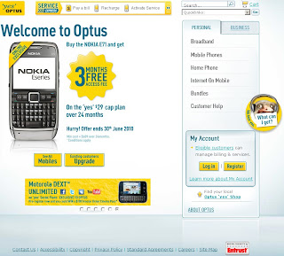 How to Recharge Optus prepaid Mobile online?