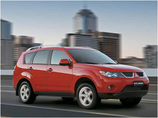 Mitsubishi Outlander 2010 in india: Price, Review & Specifications