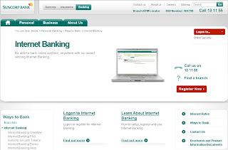 Suncorp Internet Banking: Online Banking With Suncorp