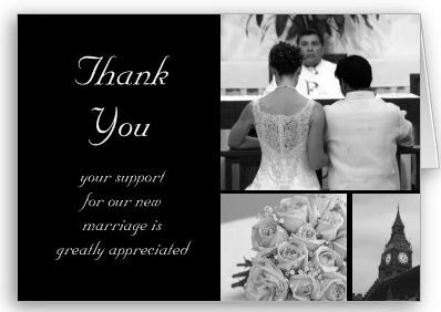 Etiquette For Sending Wedding Gift Thank You Notes : Timeline for Sending Out Notes of Thanks to Wedding Guests