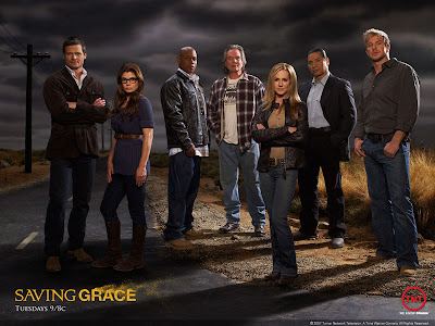 Saving Grace TV Show cancelled