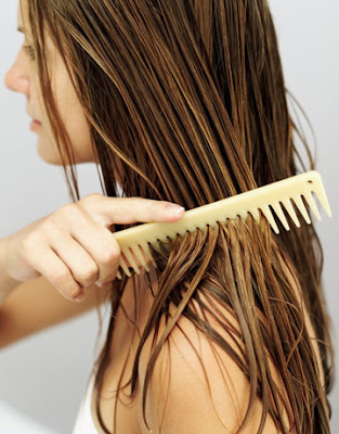 How to get chlorine out of your hair?