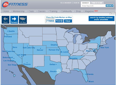 How to Find 24 Hour Fitness Club & Center Locations?