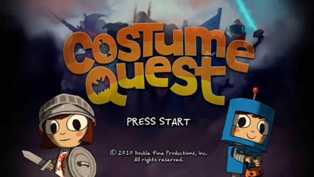 Halloween Costume Quest: Walkthrough, GamePlay & Trailer Videos