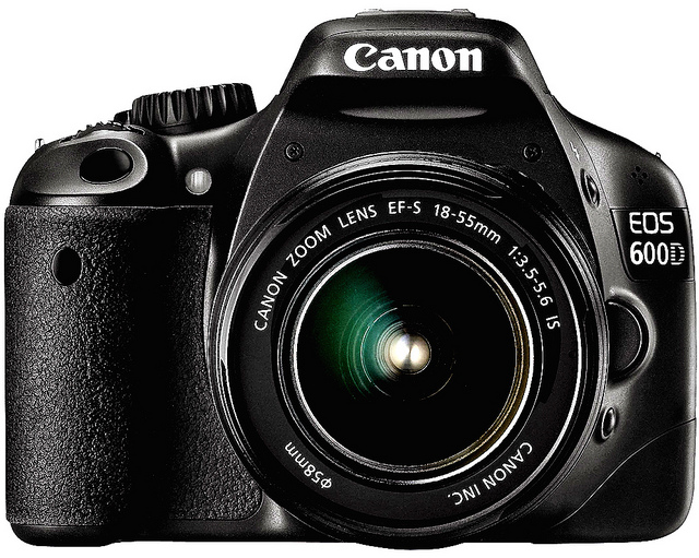 Canon unveils EOS 600D : Price, Specifications & Release Date