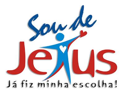 Eu sou de Jesus!