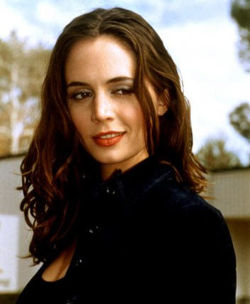 We need Eliza Dushku. Gorgeous, but she could totally kill you.