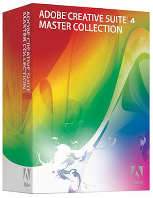 Adobe CS4 Master Collection Multi-Language : (Retail - RAV)
