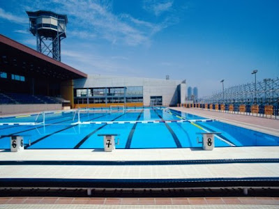 CN Barceloneta pool