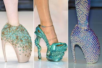 alexander mcqueen platform shoes 2010