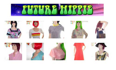 future hippie vintage clothing