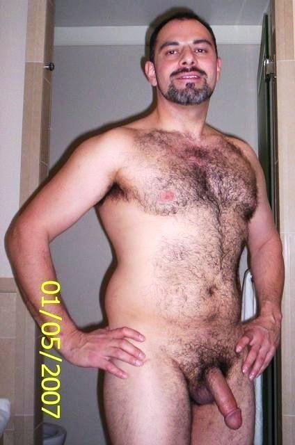 Ordinary straight men naked