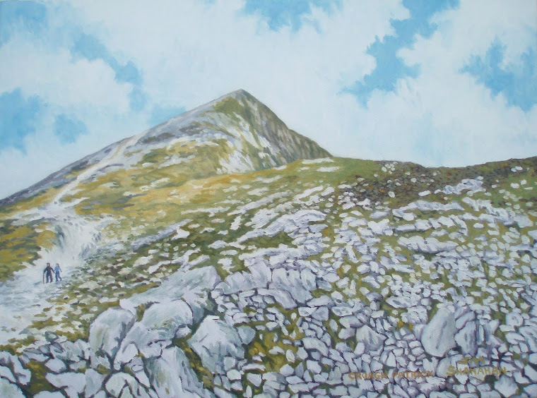 Croagh Patrick -- Sold